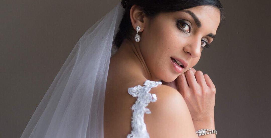 Shyana's Custom Made Bridal Gown
