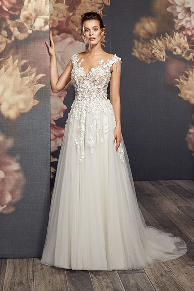 LightWeight Bridal Gowns